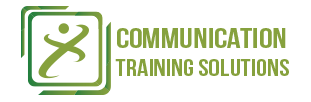 COMMUNICATION TRAINING SOLUTIONS logo