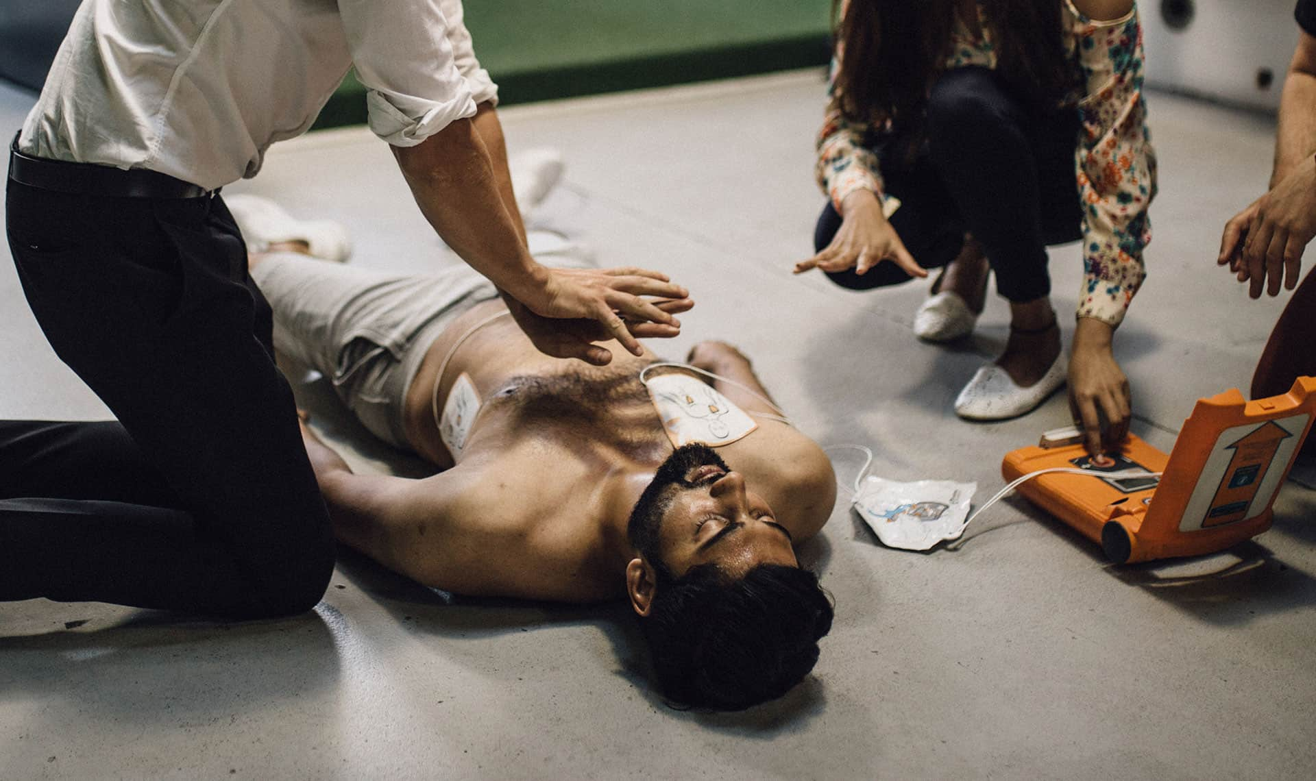 first aid Melbourne