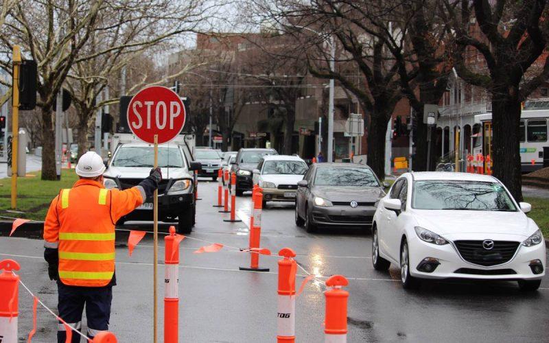 traffic management Melbourne